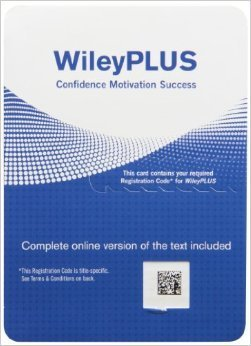 Buy Wileyplus Now!