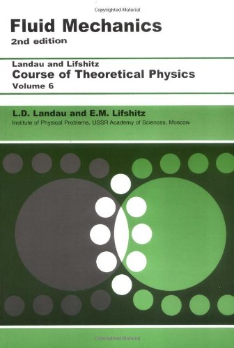 Fluid Mechanics, Second Edition: Volume 6 (Course of...