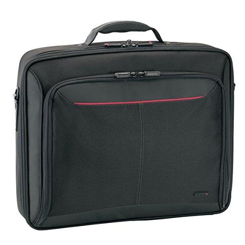 Targus CN317 Classic Clamshell Laptop Bag   Case fits 18 inch Laptops XL - Black