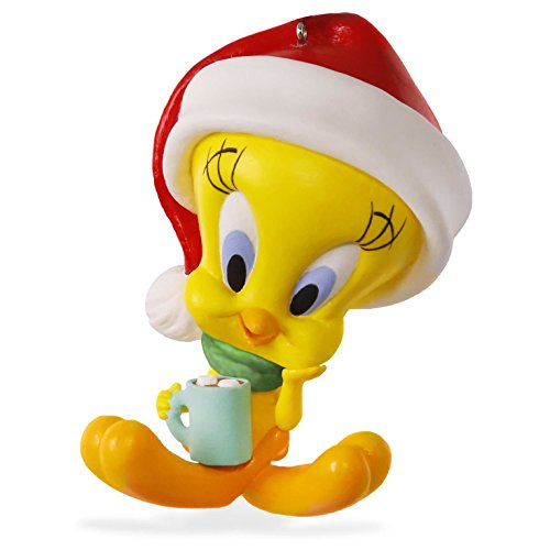 Tweety - LOONEY TUNES Christmas Ornament Hot Cocoa Christmas Hallmark Keepsake Ornament (Christmas Hot Cocoa compare prices)