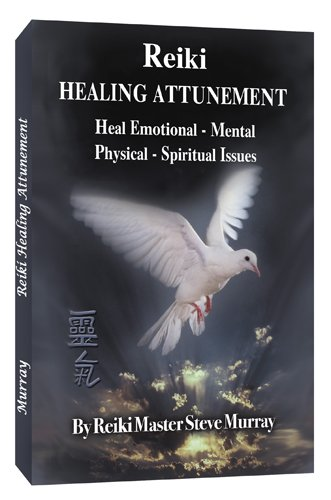 Reiki Healing Attunement Heal Emotional-Mental-Physical-Spiritual Issues