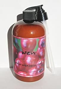 WEN Winter Cranberry Mint Cleansing Conditioner 16 oz.