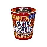 日清食品 カップヌードルリッチ 贅沢とろみフカヒレスープ味 内容量78g