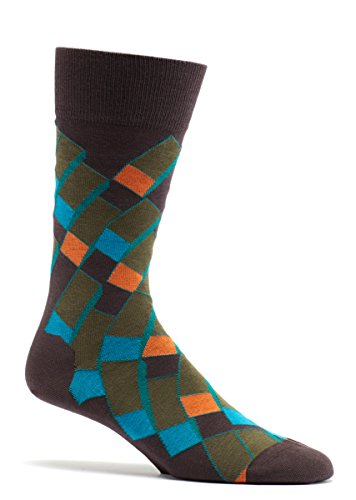 Ozone Design Inc Men's Futurism Sock Shoe 6-12 Turquoise