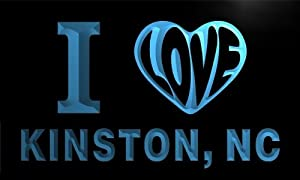 Amazon.com - v62187-b I Love KINSTON, NC NORTH CAROLINA ...