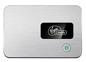 Novatel Wireless MiFi 2200 Prepaid Mobile Hotspot (Virgin Mobile)
