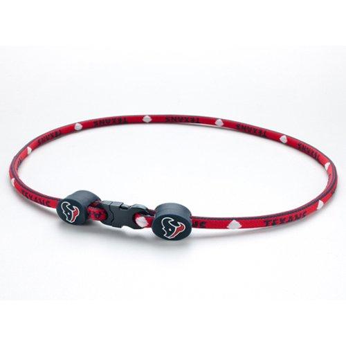 Houston Texans Titanium Core Sport Necklace - 21 Inch