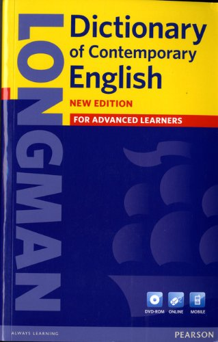 Longman Dictionary of Contemporary English with DVD-ROM