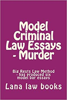 ... claus writing paper  , Essays on criminal law in new zealand