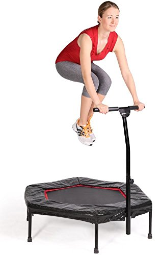 SportPlus Fitness Trampolin - 2