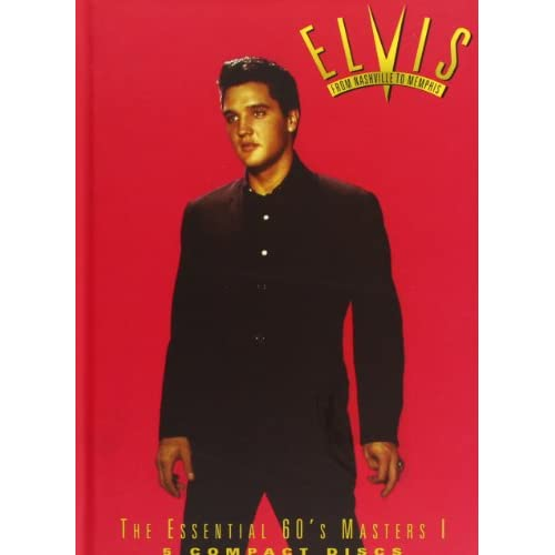 From-Nashville-to-Memphis-Essential-60s-Masters-Elvis-Presley-CD