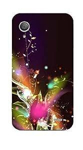 UPPER CASE™ Fashion Mobile Skin Vinyl Decal For Lenovo S720 [Electronics]
