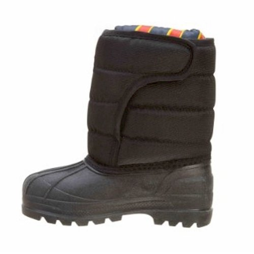 Polo Ralph Lauren Vancouver EZ Pull-On Toddler/Little Kids/Big Kids Black Boots 95413-Size 6 Big Kids
