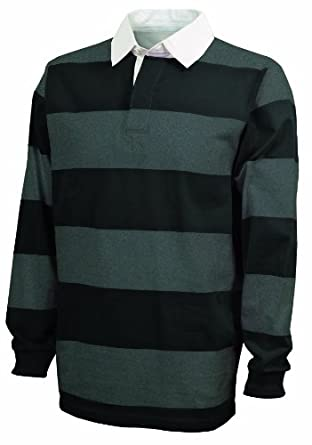 Click here to buy Charles River Apparel Classic Rugby Shirt by Charles River Apparel.