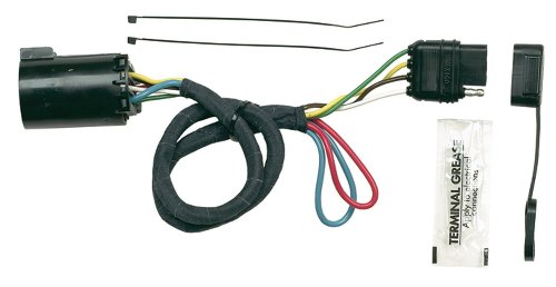 Hopkins 41155 Plug-In Simple Vehicle Wiring Kit (2009 Dodge Journey Hitch Wiring compare prices)