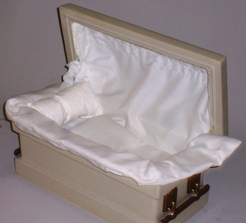 Pet Casket Vault Combination Environmentally Friendly Affordable Pet Casket 24