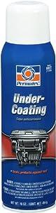 Permatex 80072 Undercoating, 20 oz. Aerosol Can from Permatex