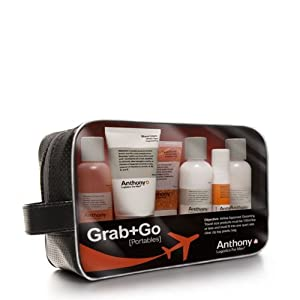 Anthony Logistics For Men Grab and Go from Anthony Logistics For Men