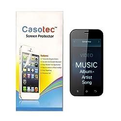 Casotec Super Clear Screen Protector for Karbonn A91