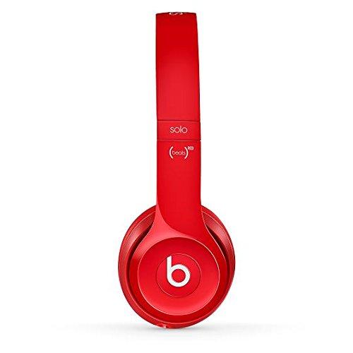 beats by dr.dre Solo2 REDの写真03。おしゃれなヘッドホンをおすすめ-HEADMAN(ヘッドマン)-