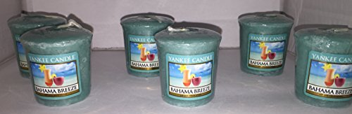 yankee-candle-lot-of-6-bahama-breeze-votive-candles