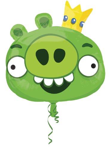 Imagen de Mayflower Distribución Angry Birds Pig Green 23
