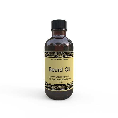 Beard Conditioning Oil - Healthy Conditioner and Softener - Natural Pure Argan & Sweet Almond Oil - Satisfaction Guaranteed - Men's Facial Hair and Skin Care for Grooming, Styling and Growing the Best Beard and Mustache (Unscented) 60 Day Money Back Guarantee - If You Are Not Satisfied For Any Reason We Will Refund Your Purchase in Full.