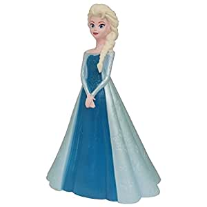 "Amazon.com: Disney Frozen Queen Elsa 11"" Molded Coin Bank for Girls"
