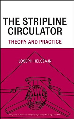 The Stripline Circulators: Theory and Practice PDF