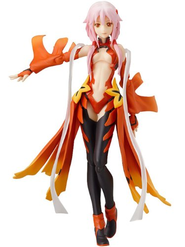 Max Factory Guilty Crown: Inori Yuzuriha Figma Action Figure (Inori Yuzuriha Figure compare prices)