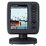 "Furuno FCV627  Furuno FCV627 Fishfinder with 5.6"" Color LCD, 600W Power, 50/200kHz, and Bottom  Discrimination. No Transducer."
