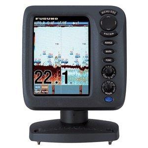 "Furuno FCV627  Furuno FCV627 Fishfinder with 5.6"" Color LCD, 600W Power, 50/200kHz, and Bottom  Discrimination. No Transducer."