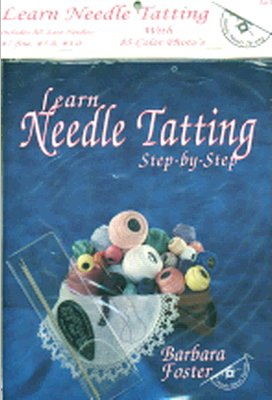 Sale!! Handy Hands Learn Needle Tatting Step By Step Kit