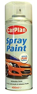 Cheap carplan car vehicle aerosol can spray paint clear lacquer 400ml ccl014 car paint work Cheap spray paint cans