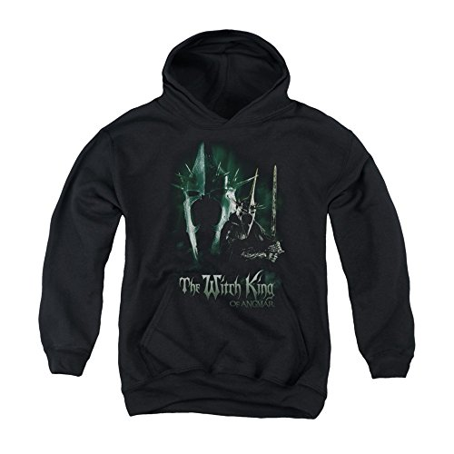 The Lord of The Rings Movie Witch King Big Boys Youth Pull-Over Hoodie