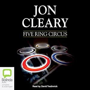 Five Ring Circus: A Scobie Malone Mystery, Book 15 | [Jon Cleary]