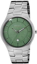 Skagen Men's SKW6182 Analog Display Analog Quartz Silver Watch