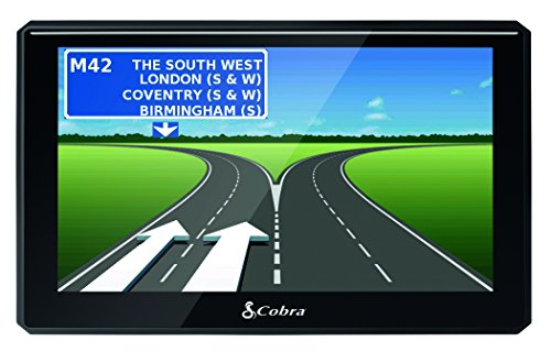 Snooper Truckmate C8500 Navigationssystem ( 7 Zoll Display,starrer Monitor, 16:9,Kontinent )