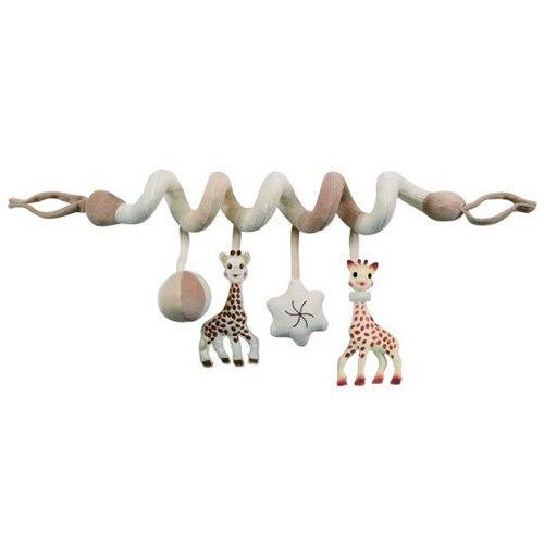Imagen de Sophie Vulli la cadena Toy Giraffe So Pure
