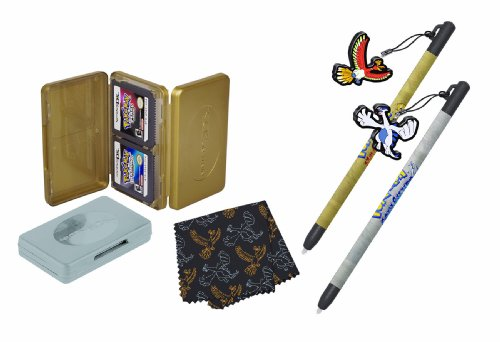 Pokemon Basics Accessory Kit (Gold/Silver)