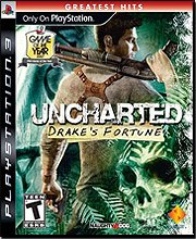 Uncharted: Drake'S Fortune (Playstation 3) front-986770