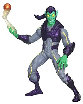 Spider-Man - Figurine - Spider-Man Movie - Classic Green Goblin Battler