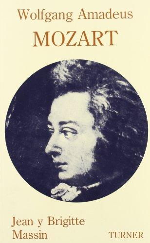 Wolfgang Amadeus Mozart - Libro