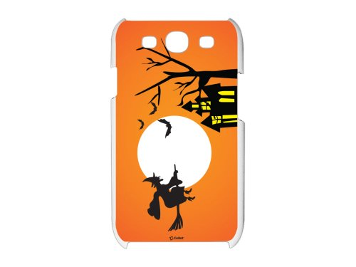 Cellet Halloween Proguard Case for Samsung Galaxy S3 - White