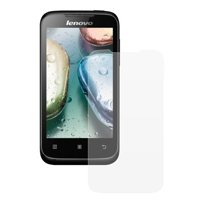 ASCENSION Pack of 2 - FOR Lenovo A369i Scratch Guard Screen Protector