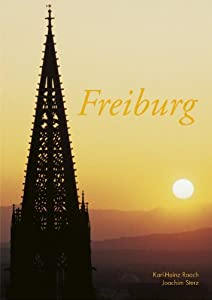 FREIBURG: Bildband mit deutsch/engl./franz./ital./span.Text