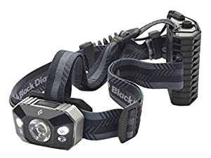 Black Diamond Icon Headlamp (Alumium)