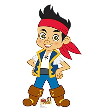Jake - Disney Junior's Jake and the Never Land Pirates - Advanced Graphics Life Size Cardboard Standup