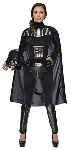 Women's Star Wars Darth Vader Deluxe Costume Jumpsuit