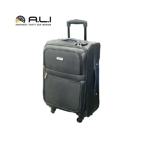 A.L.I ソフトキャリー ソフトキャリーケース ALI-5420TW-WBK ツインブラック